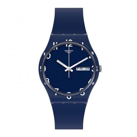 Swatch Over Blue 34 mm Quartz GN726