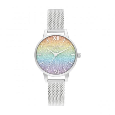 OLIVIA BURTON Rainbow 30 mm Quartz OB16GD69