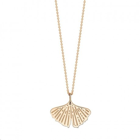 GINETTE NY Collier Gingko Mini GNK03
