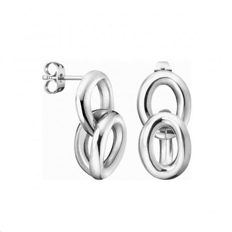 CALVIN KLEIN Boucles d'oreilles Calvin Klein Acier KJALME000100