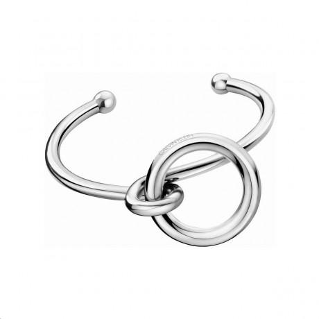 CALVIN KLEIN Bracelet Jonc Calvin Klein Acier KJ9PMF00010S